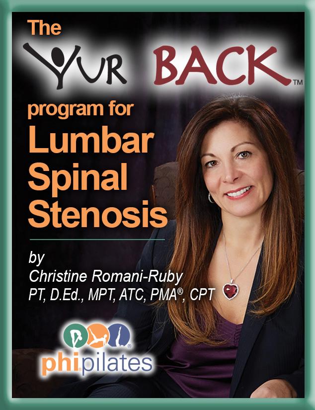 YUR Back Lumbar SPinal Stenosis